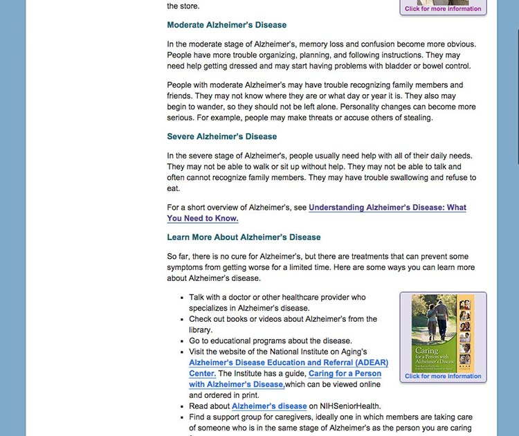 health literacy online health gov