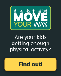 Are your kids getting enough physical activity? Find out!