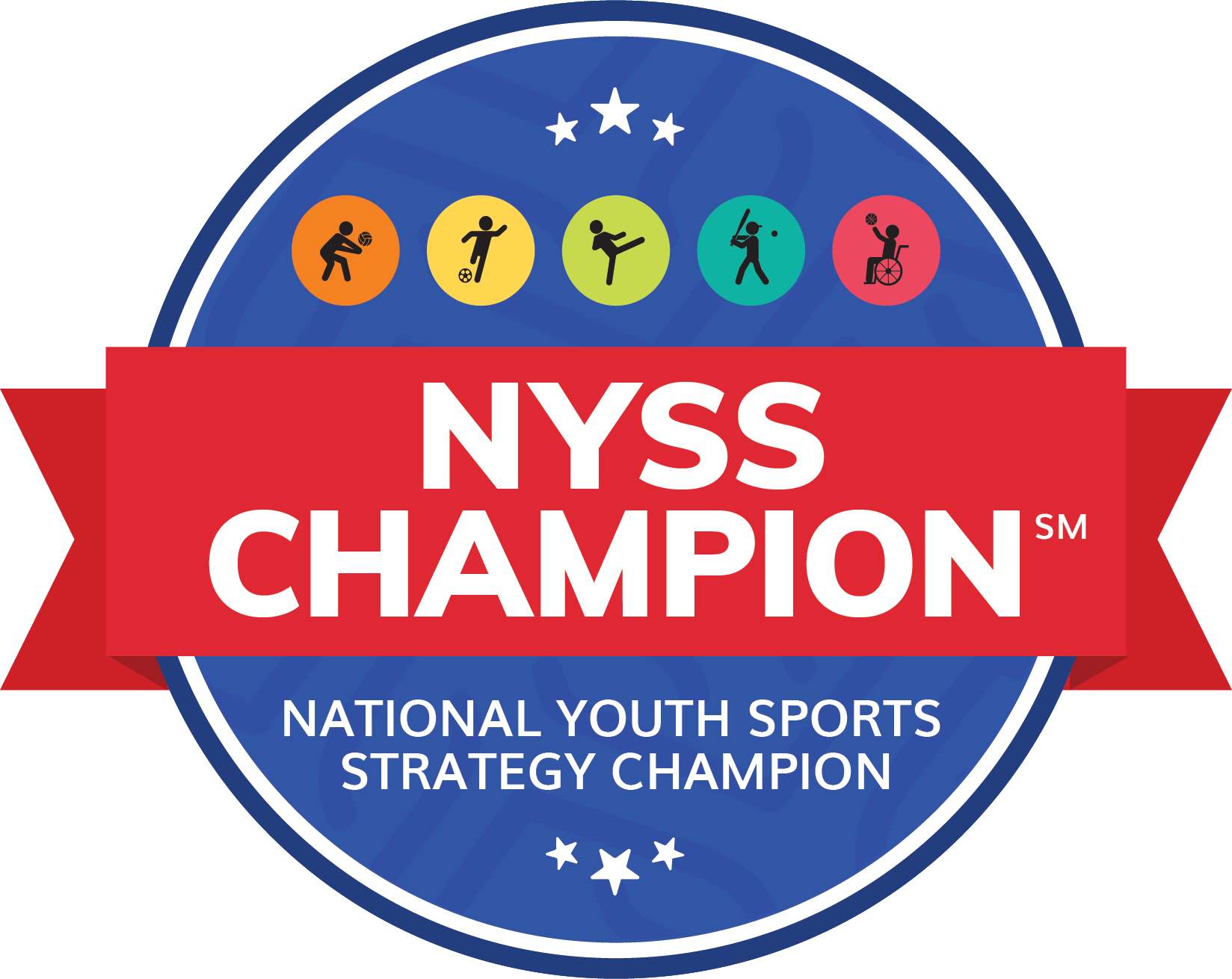 Official National Youth Sport Strategy (NYSS) Champion