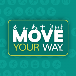 Move Your Way Logo.