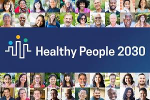 Healthy people 2030 image