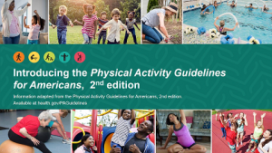 Introducing the Physical Activity Guidelines for Americans, 2nd Edition