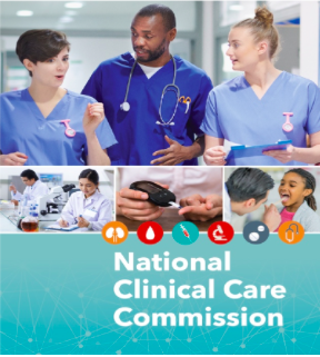 National Clinical Care Commission image