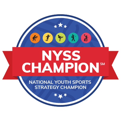NYSS Champions badge