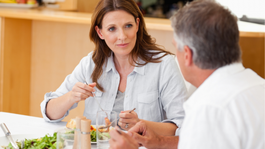 Healthy Eating: Conversation starters