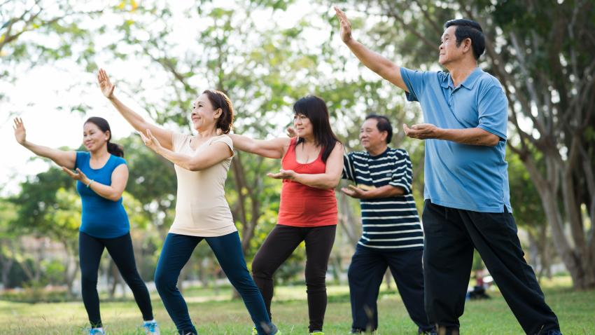 Help a Loved One Get More Active: Quick tips