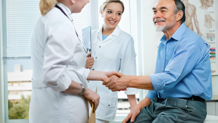 Prostate Cancer Screening: Questions for the doctor