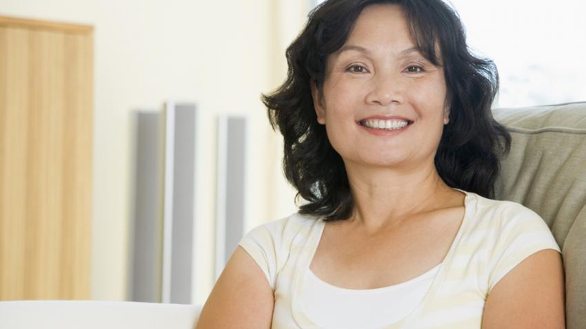 Habla con el doctor si hay cáncer de seno o de ovario en tu familia