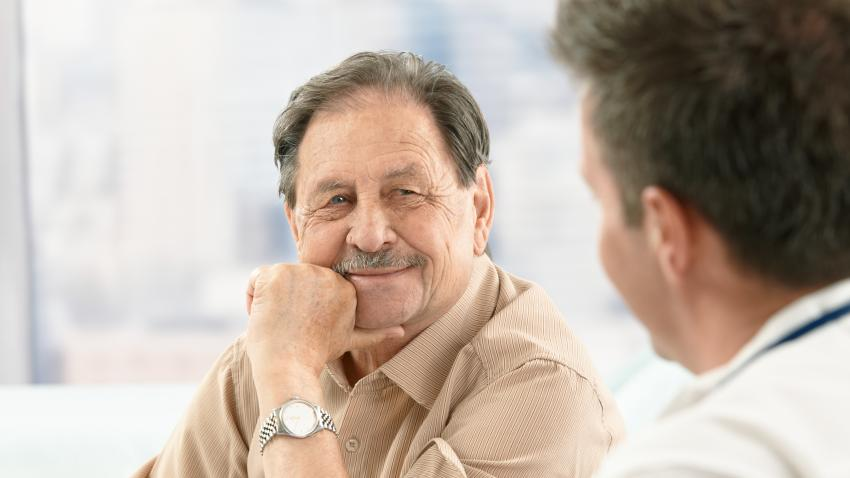 Talk to Your Doctor about Abdominal Aortic Aneurysm